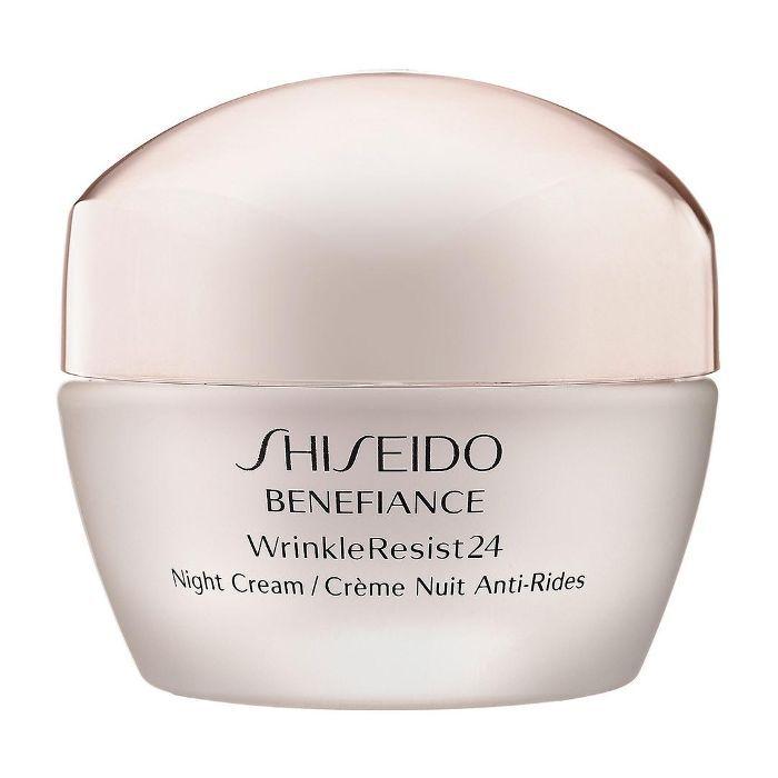 Benefiance WrinkleResist24 Night Cream 1.7 oz/ 50 mL
