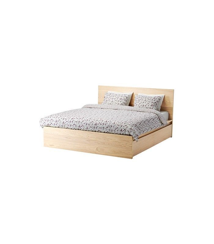 IKEA Malm High Bed Frame With Storage