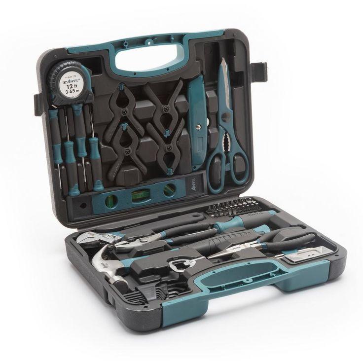 Anvil Home Tool Kit (76-Piece)