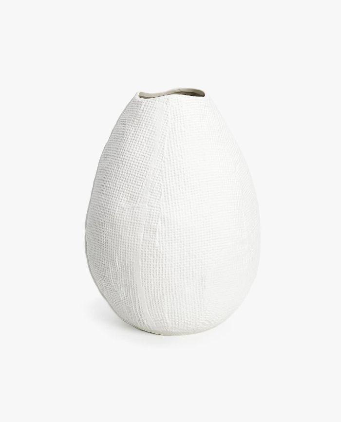 Zara Home Textured Ceramic Vase
