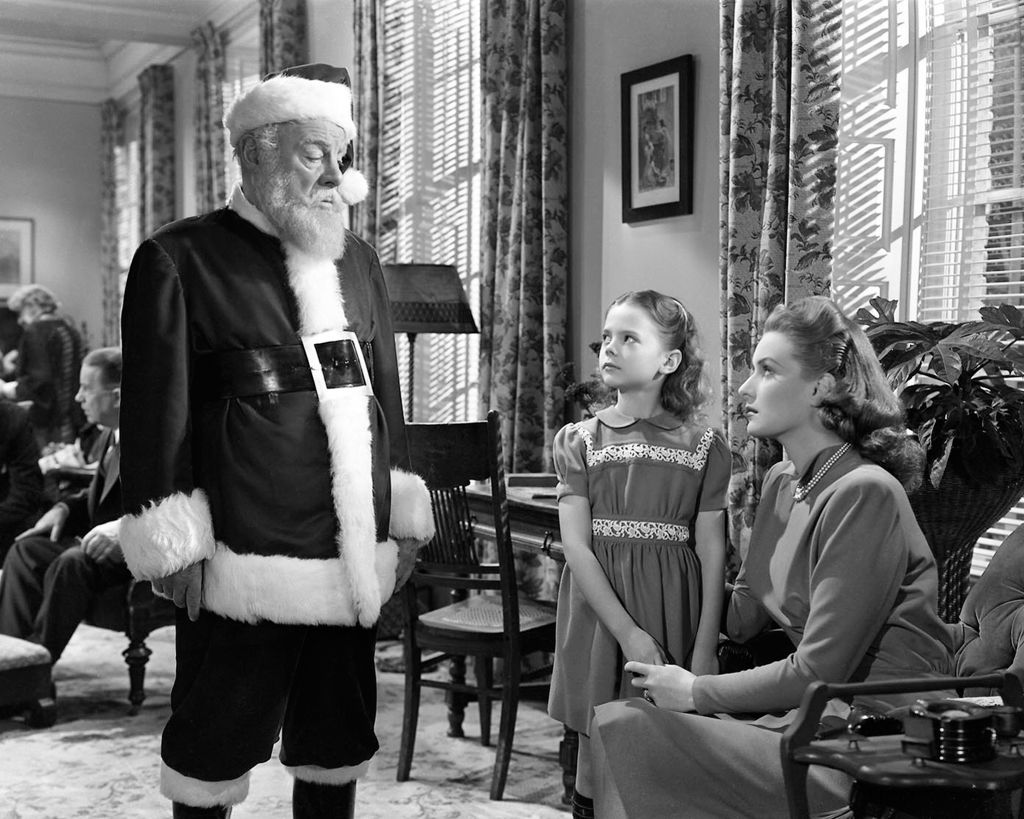 best black and white movies - miracle on 34th street