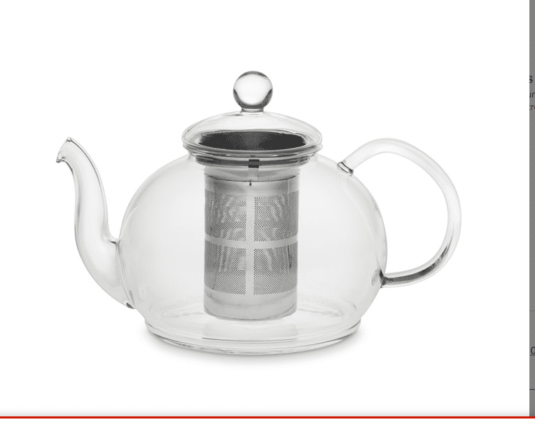 Open Kitchen by Williams Sonoma Glass Teapot