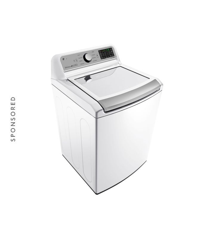LG 5.2 cu. ft. Mega Capacity Top Load Washer with TurboWash Technology