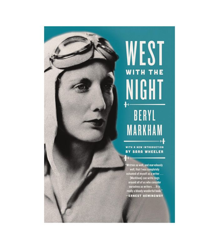 West With the Night Best Adventure Books