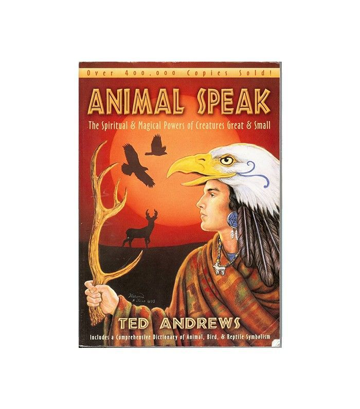 Animal Speak de Ted Andrews