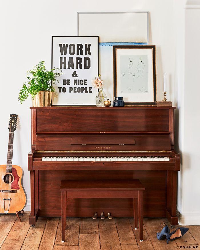 Piano design—Lauren Conrad