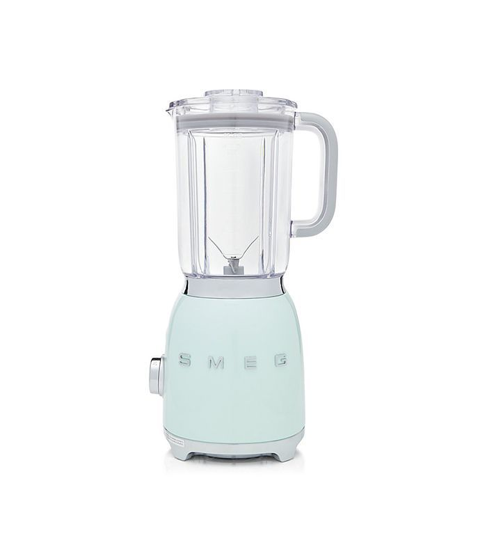 Pastel Green Retro Blender