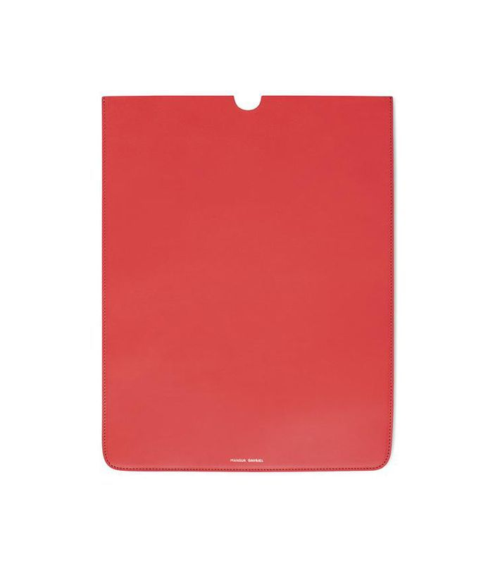 Mansur Gavriel Flama Laptop Sleeve