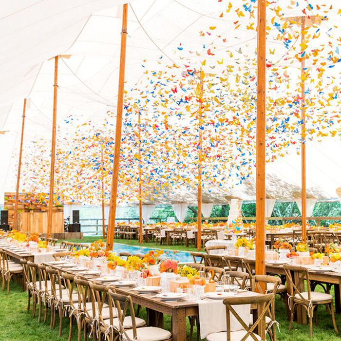 Unique Wedding Reception Ideas