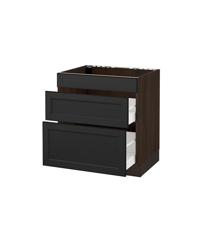 IKEA Sektion Base Drawers