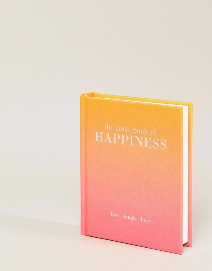 The Little Book of Happiness Use Code Book