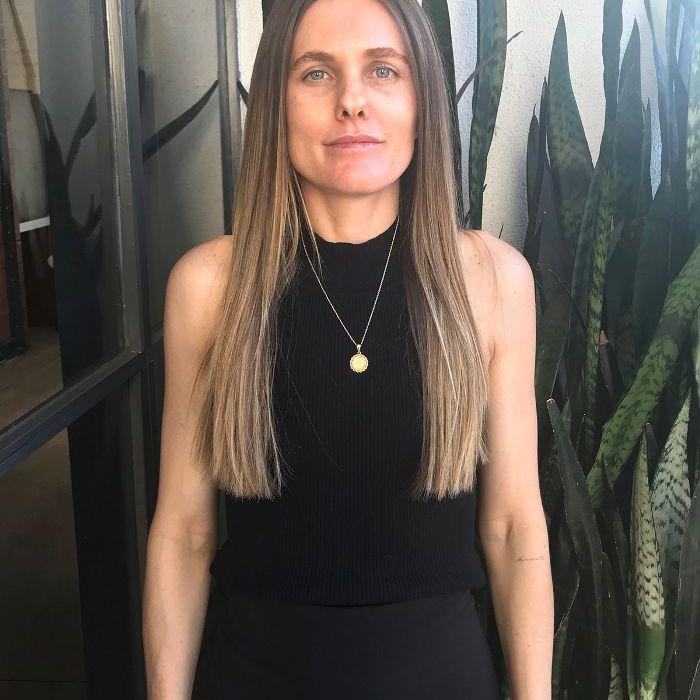 tratamiento de alisado del cabello para el color: cezanne