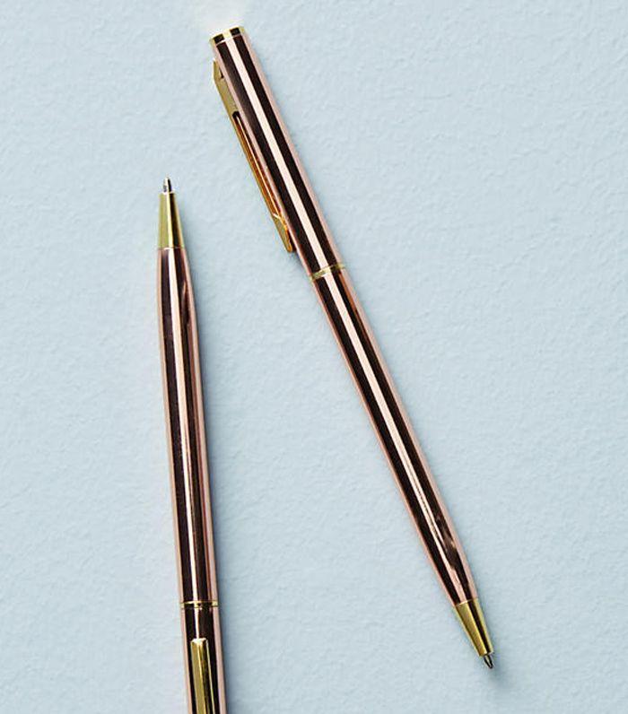 Modern Pen Set