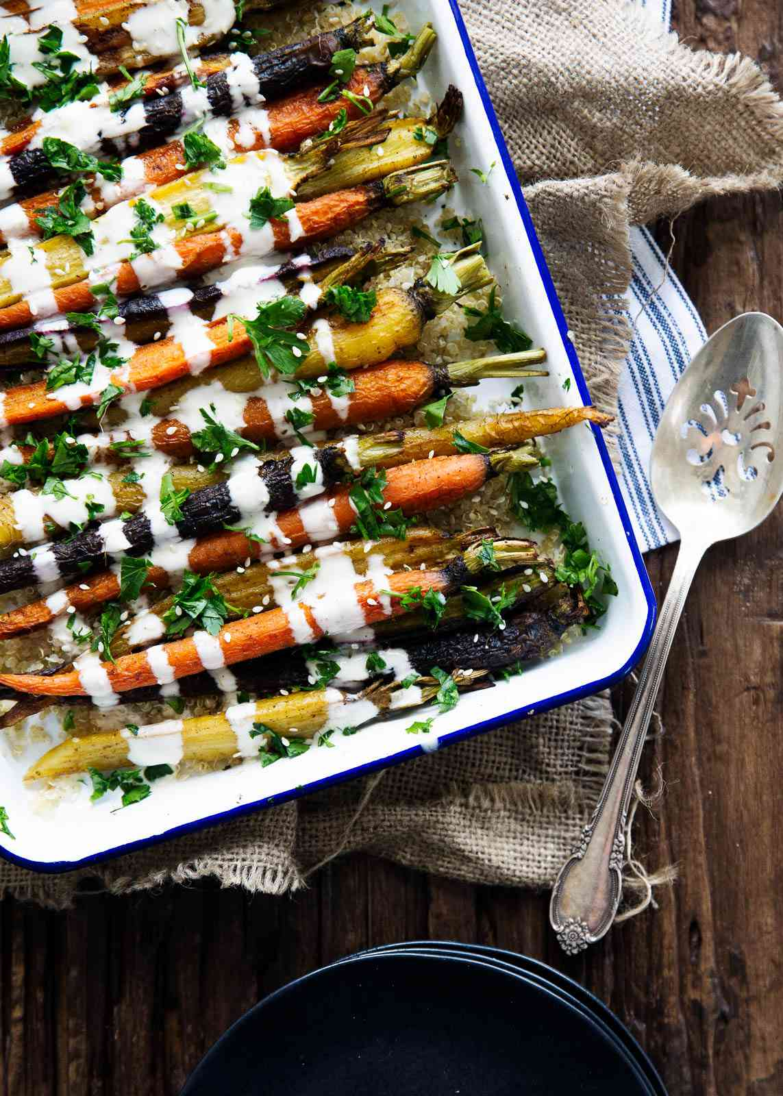 These Are the Best Carrot Recipes to Make This Summer, End of Story