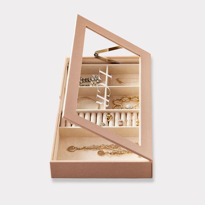 Mark & Graham Dresser Top Jewelry Box