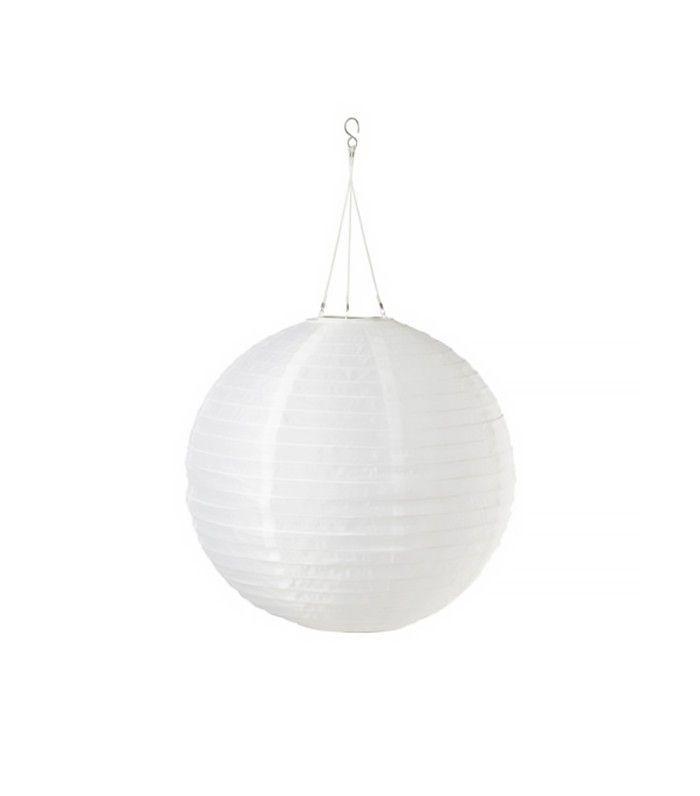 IKEA Solvinden LED Solar-Powered Pendant Lamp