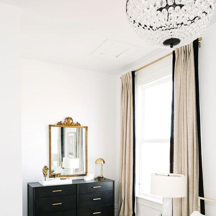 Townhouse Décor Ideas — Bedroom
