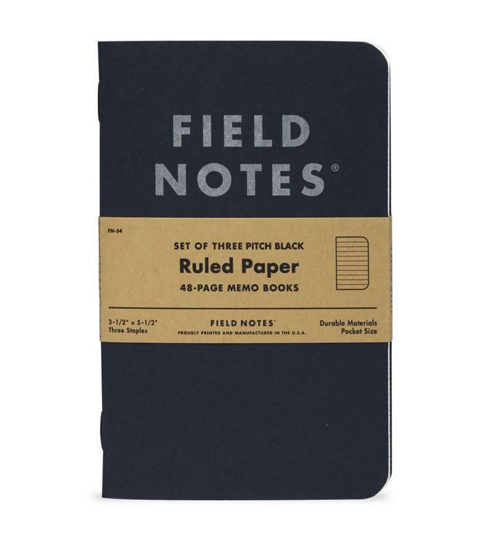 Field Notes Set of Three Notebooks