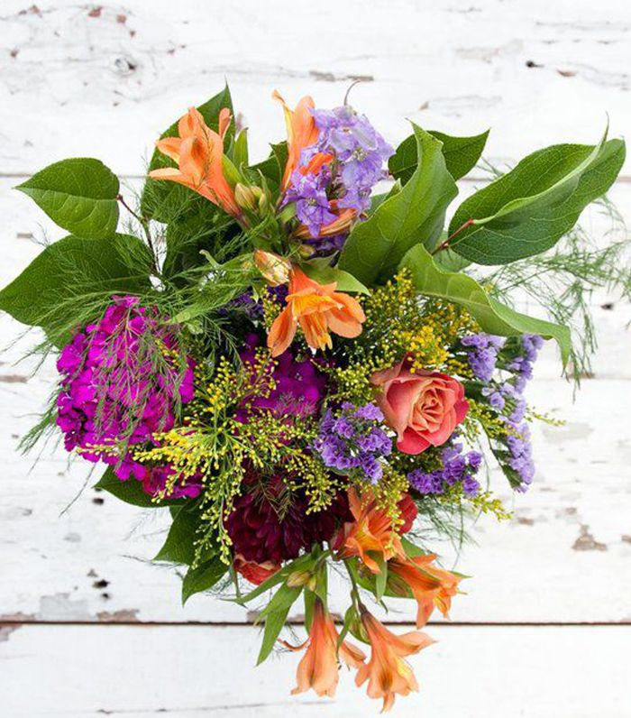 Autumn Style Bouquet What to Bring for Thanksgiving Dinner