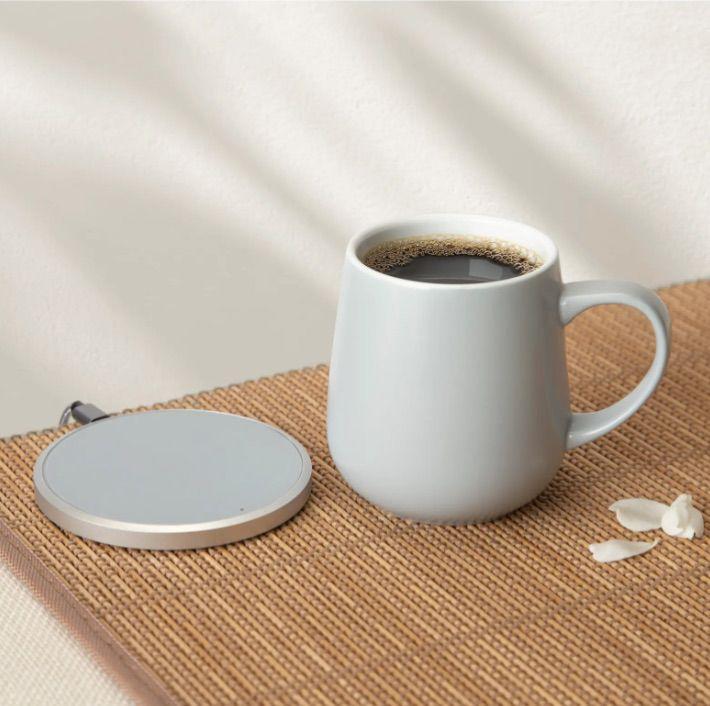 Kopi Mug & Warmer Set