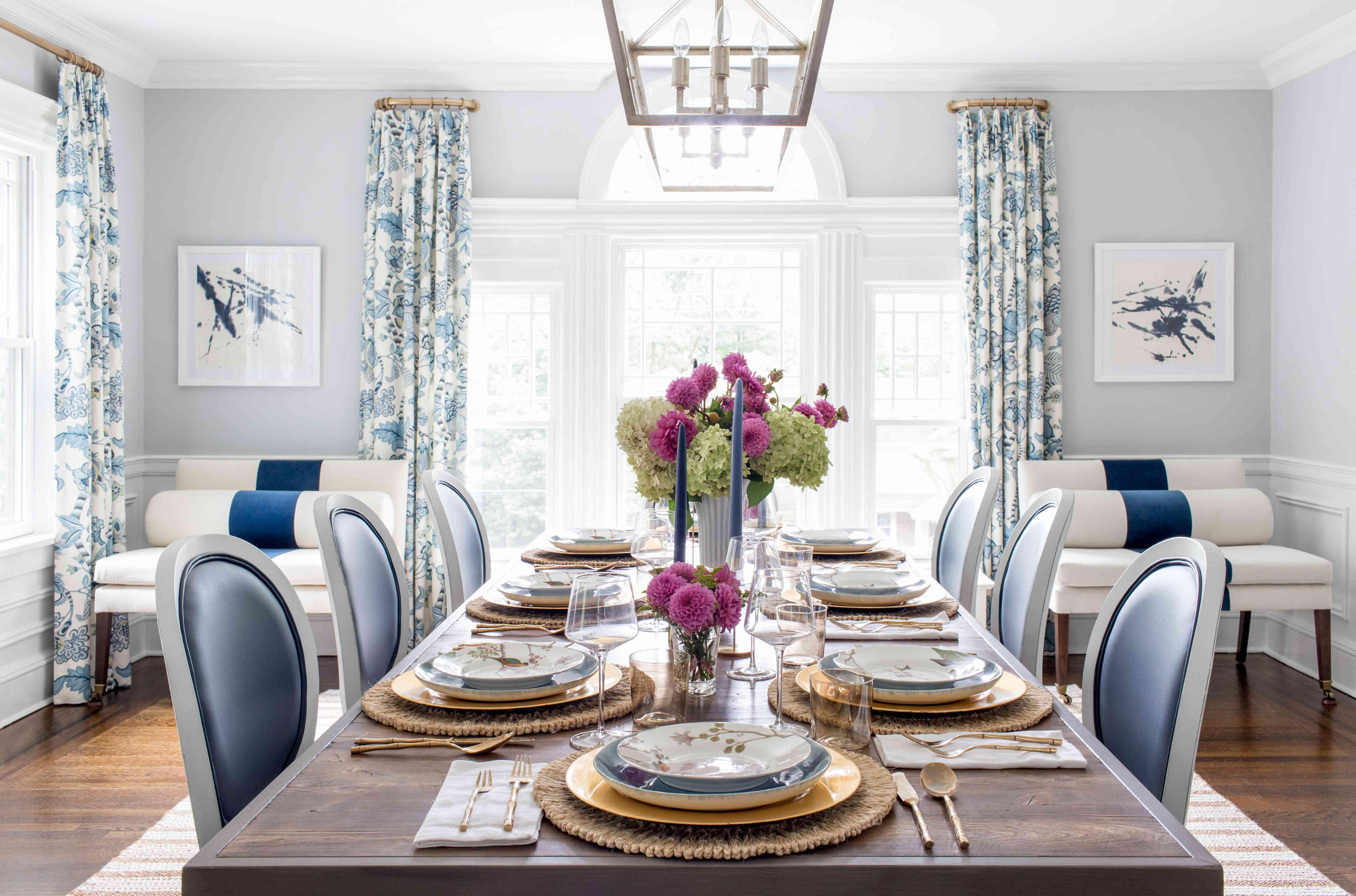 Makeover of the Week - K + K Interiors Traditional Dining Room After
