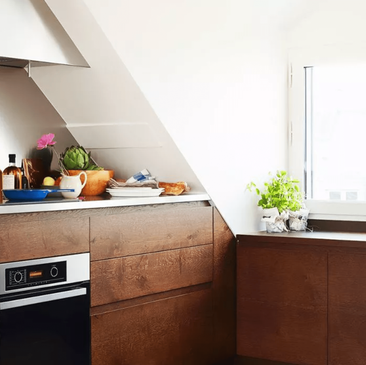 25 Beautiful Small Kitchen Design Ideas