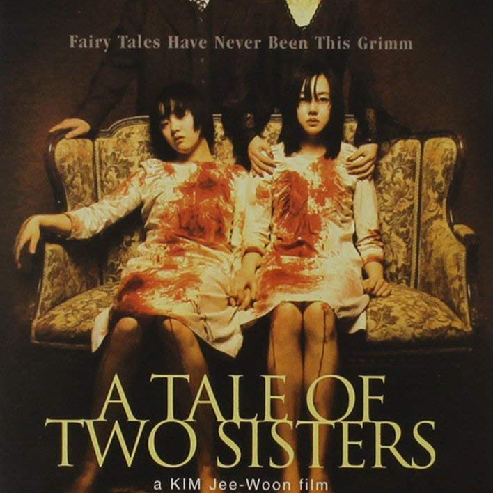 The foreign horror film, A Tale of Two Sisters.