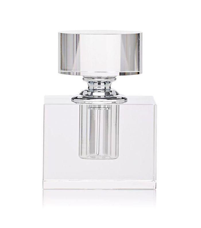Crystal Square Perfume Bottle