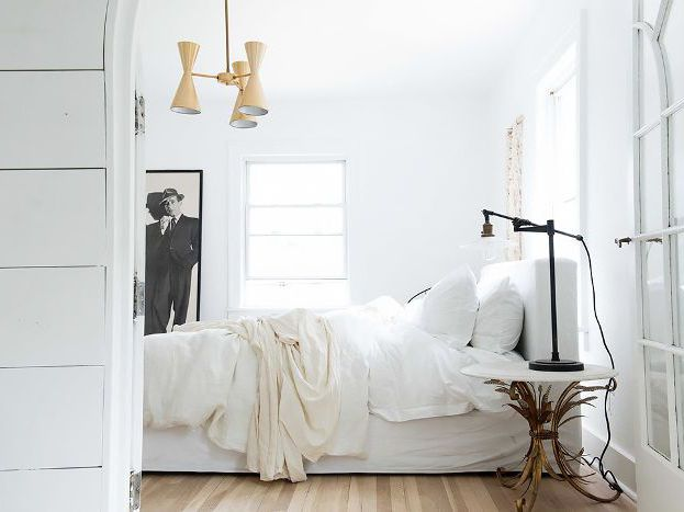 Love All White Interiors An Interior Designer Shows Us How
