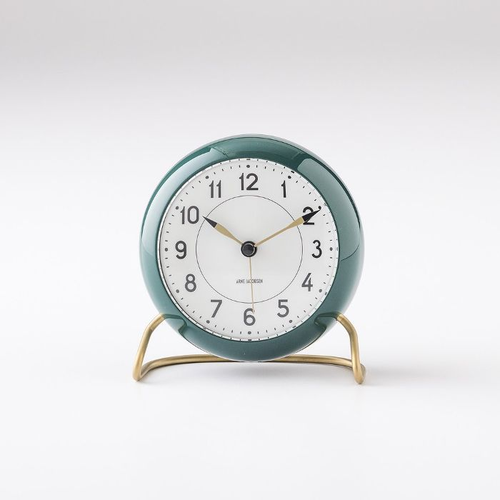 Urban Outfitters Home Schoolhouse Electric Arne Jacobsen Alarm Clock