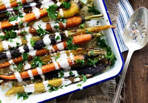 Las mejores recetas de zanahoria
