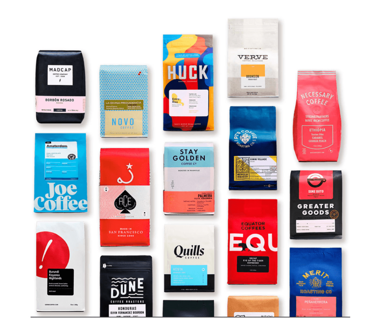 Trade Gift Coffee Subscription