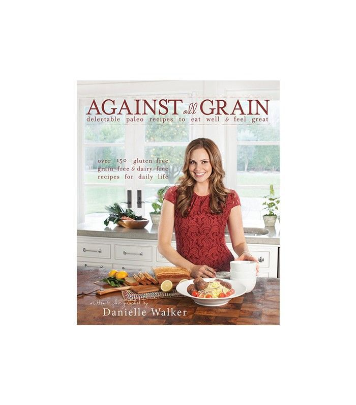 Cover of Against the Grain cookbook