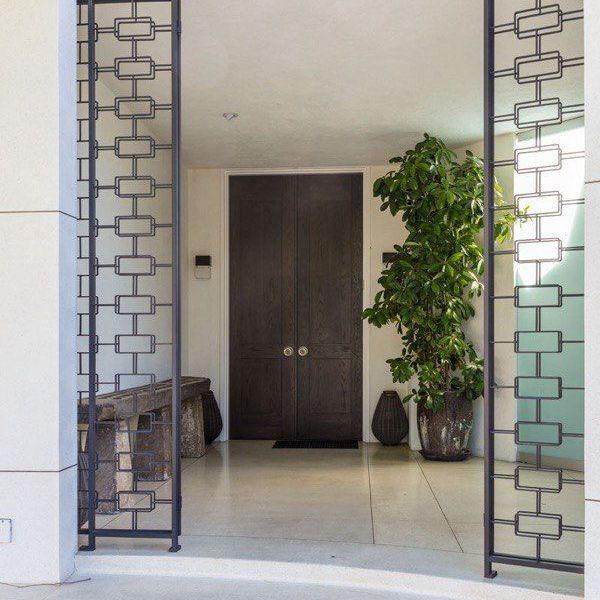 Ellen Degeneres Beverly Hills Home