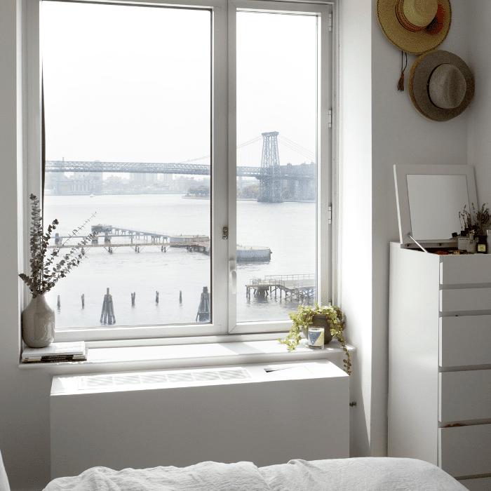 Recorrido por los apartamentos de Williamsburg: vista de la habitación