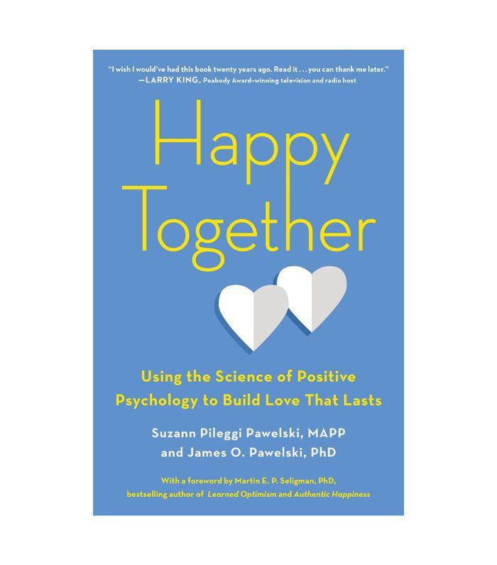 Suzann Pileggi Pawelski MAPP and James O. Pawelski PhD Happy Together
