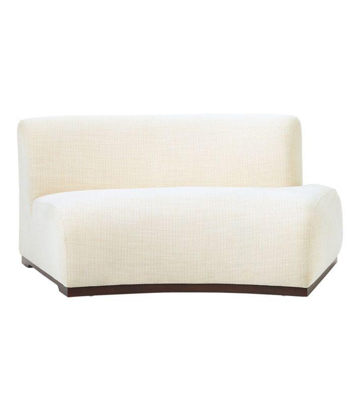 Moon Pearl Right Arm Sofa