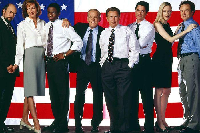 Programas de televisión de los noventa en Netflix: The West Wing