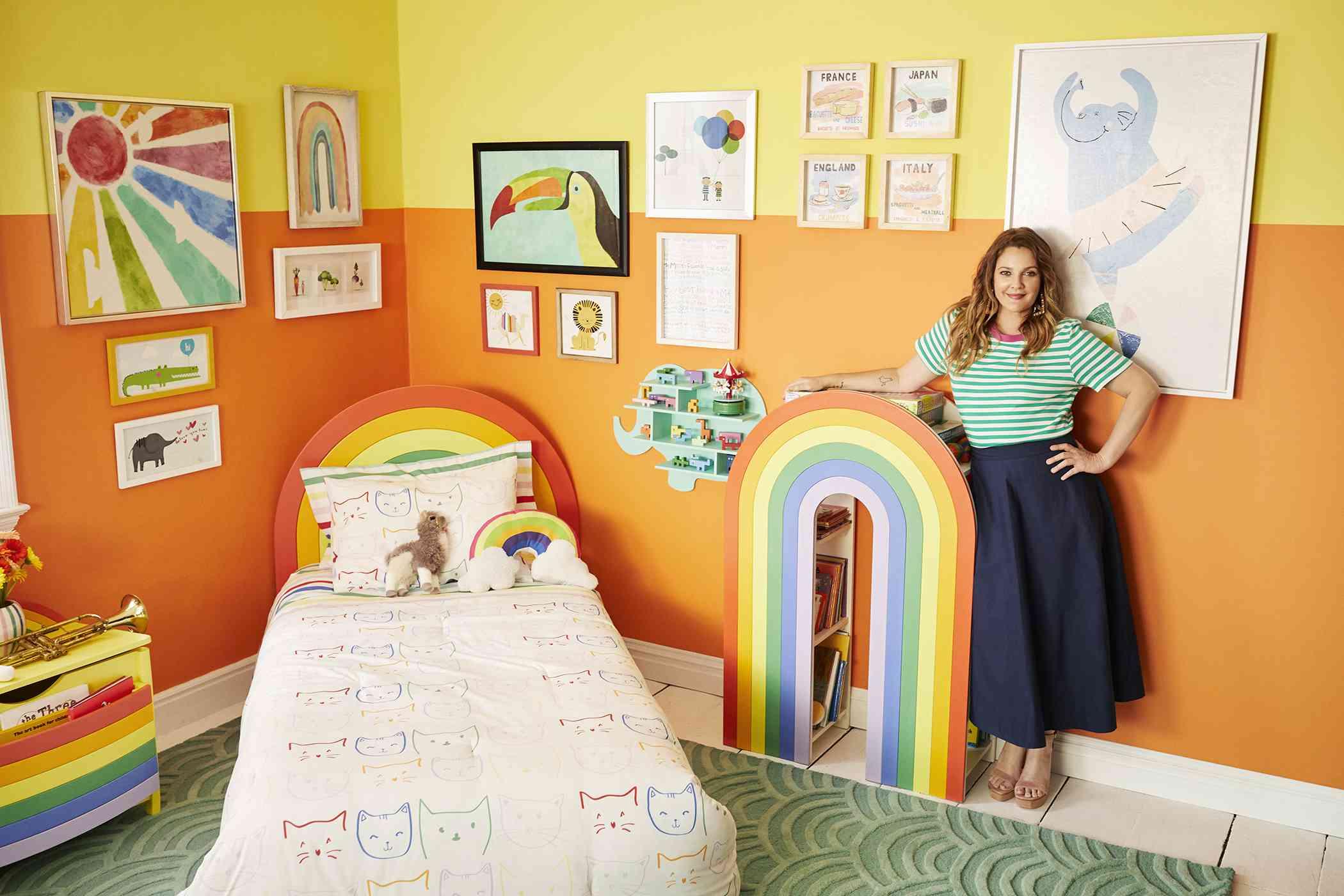 Drew Barrymore Flower Kids Decor Launch Best Products