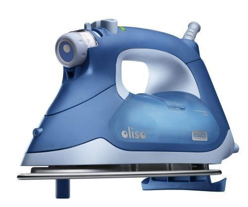 Oliso 1600 Watts Smart Iron Everything Expecting Parents Need to Set Up a Baby-Friendly Laundry Room