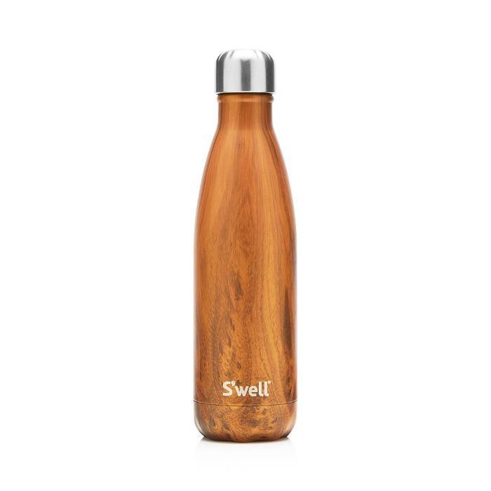 Teakwood Bottle, 17 oz.