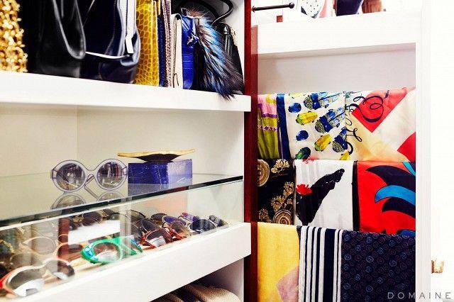 Jaime King closet makeover