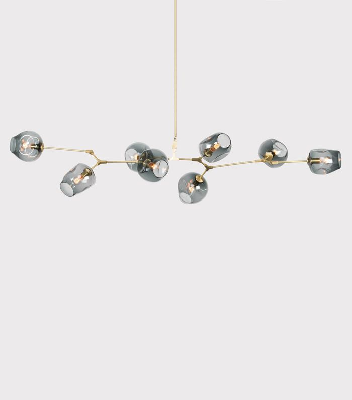 Lindsay Adelman Branching Bubbles Chandelier