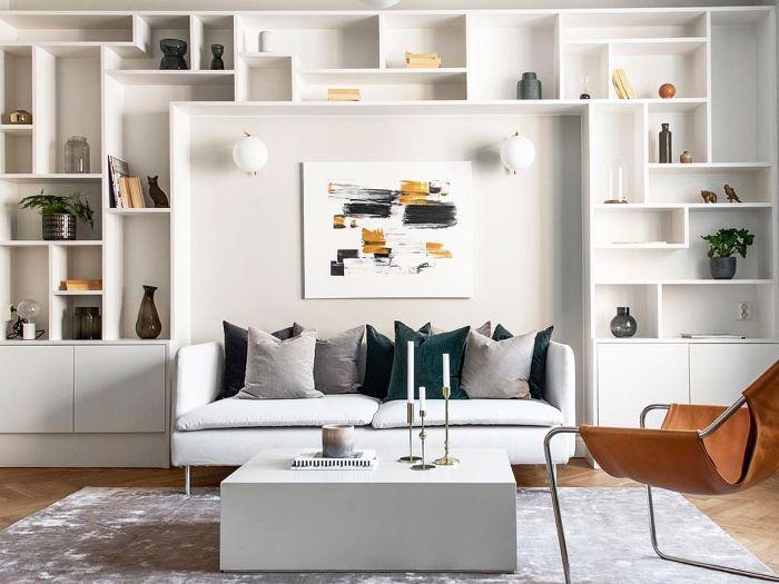 8 of the Best Living Rooms We\'ve Seen On Instagram in 2019