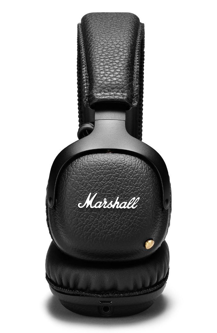 Holiday Vacation Deals Marshall Bluetooth Wireless On-Ear Headphones