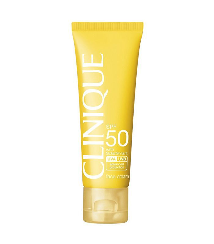 Spf 50 Sunscreen Face Cream