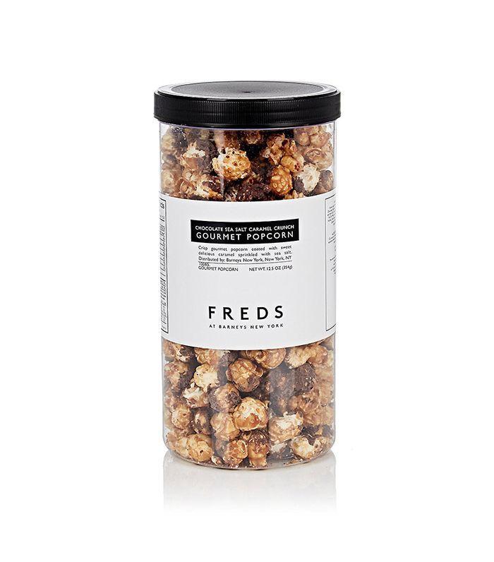 Chocolate Sea Salt Caramel Crunch Gourmet Popcorn