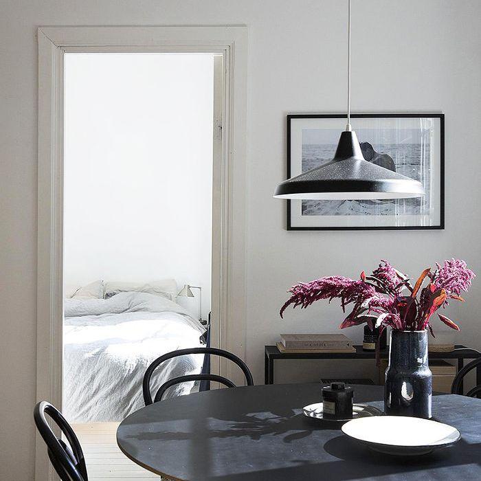 modern dining room—IKEA