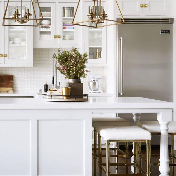 Olivia Culpo Home Tour—Kitchen