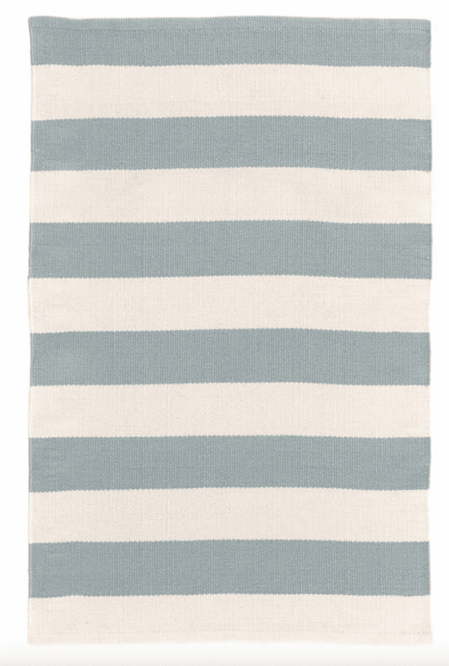 Catamaran Stripe Outdoor Rug